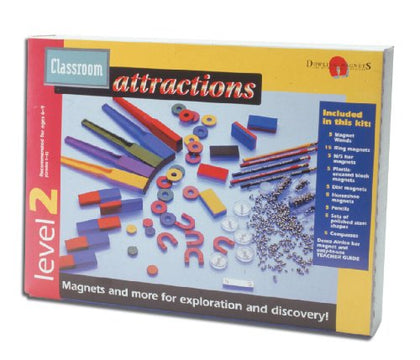 School Specialty Permanent Magnet Activity Kits Level 2