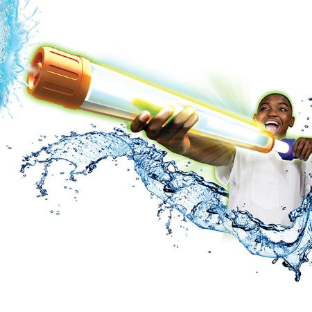 Tidal Storm Light-Up Water Blaster, Completely Drench Your Friends