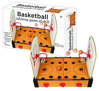 Tabletop Basketball Game (2 Player)