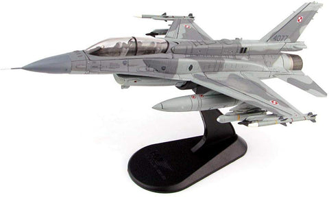 Lockheed Martin F-16 (F-16D) Fighting Falcon - 1/72 Scale Diecast Metal Model