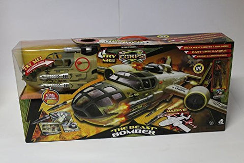 US Toy The Corps! The Beast Bomber