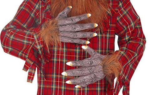Seasons Deluxe Hairy Hands Costume Accessory