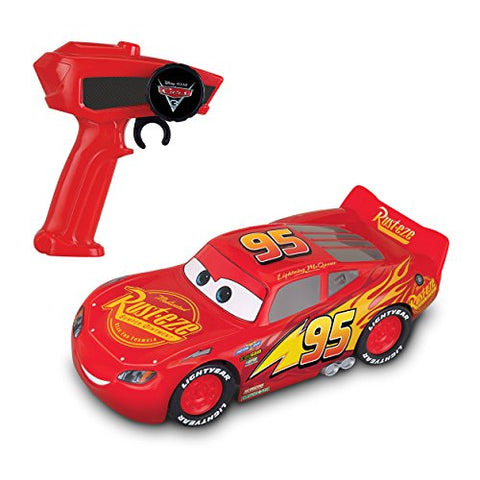 Cars Racing Series Lightning McQueen Vehicle