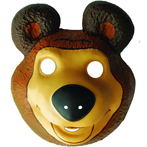 Children's Mask  Masha and the Bear  - As a required attribute for Children's Party or Carnival #Bear Mishka Medved