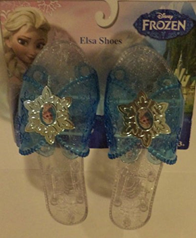 Frozen 94516-COM Frozen Elsa Shoes Costume