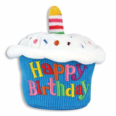 Cuddle Barn Birthday Cupcake Squeezer Sings Happy Birthday When Squeezed