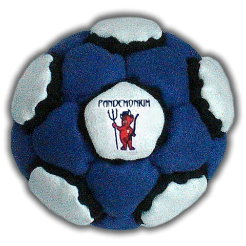 Collection of 8 Pro Footbags Hacky Sack Sand /& Iron All Footbag Weighted at 2.1 Once Pellets /& Iron and Full 100/% Raw Iron