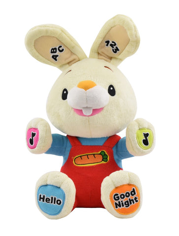 Baby First Tv  Play & Sing Harry The Bunny Interactive Toy, Stuffed Animal Plush Toy, A Perfect Gift For Baby'S First Birthday Or Baby Shower, Infant, Baby & Toddler Toy