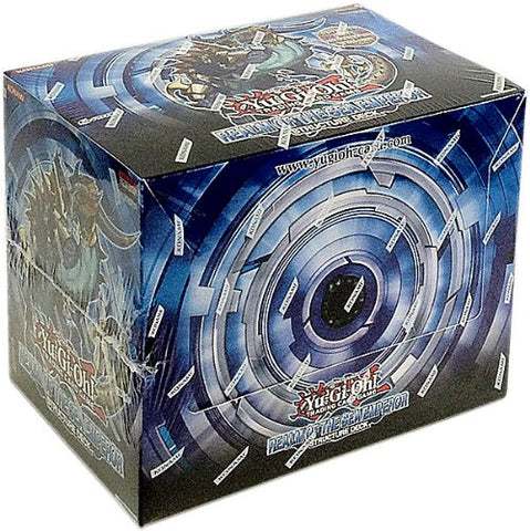 Yu Gi Oh! Realm of the Sea Emperor Structure Deck Box