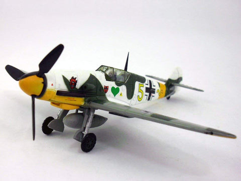 Messerschmitt Bf-109 1/72 Scale Diecast Metal Airplane Model