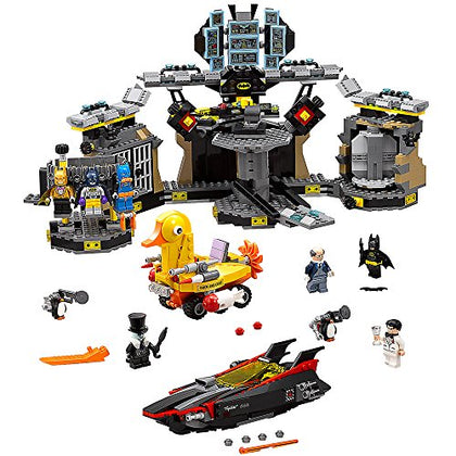 THE LEGO BATMAN MOVIE Batcave Break-in 70909 Superhero Toy