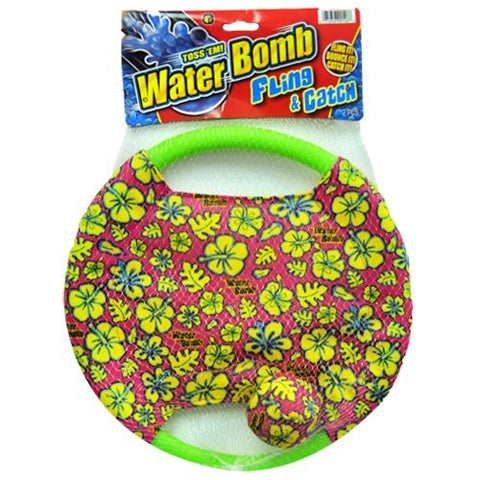 Water Bombs Fling and Catch