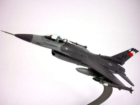 Lockheed Martin F-16 (F-16C) Fighting Falcon - 1/72 Scale Diecast Metal Model