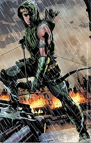 Licenses Products DC Comics Justice League Green Arrow Rain Sticker