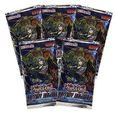 Yu-Gi-Oh Cards - Destiny Soldiers - Booster Packs (Lot)