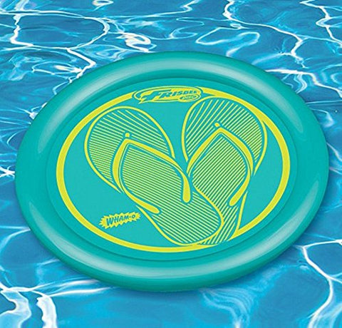 Jumbo Frisbee Pool Float Ride On Inflatable Water Toy