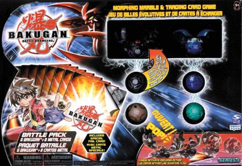 Bakugan Battle Brawlers (Random Colors)