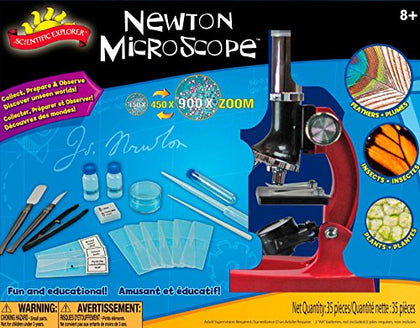 Scientific Explorer Newton Microscope