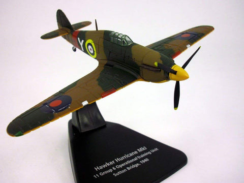 Hawker Hurricane Mk.I 1/72 Scale Diecast Metal Model