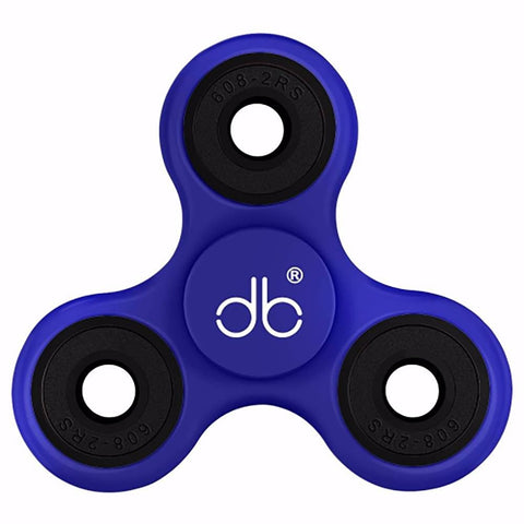 Stress Reducer Joystick Buttons Perfect for ADD and Autism /& Spinner Helps Focusing ADHD Full Black TRADOCK Multifunction Fidget Spinner with Buttons on it Like Fidget Cube, Anxiety