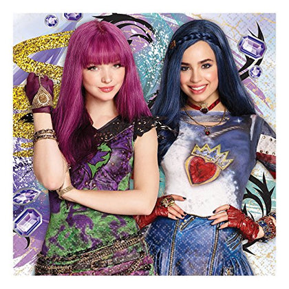 Disney Descendants 2 Luncheon Napkins