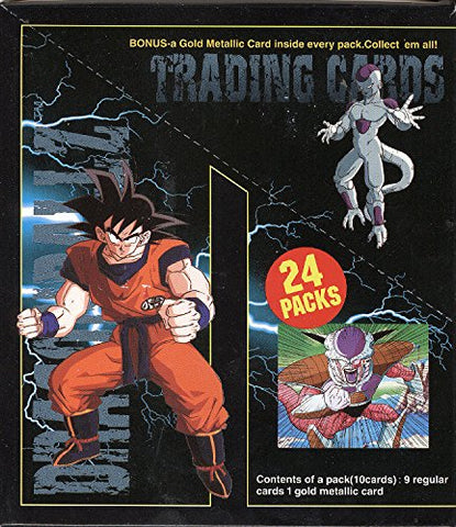 Dragonball Z Series 3 Trading Cards (Artbox) - Box