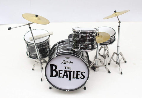 Ringo Starr Beatles Miniature Drumkit (Gm204)
