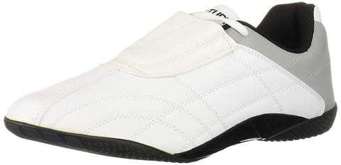 Century Lightfoot Martial Arts Shoes, White, Size 10.5