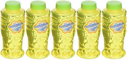 Dog Bubbles - 5 X Bottles Bacon Scented Bubbles - 8 Oz Each!