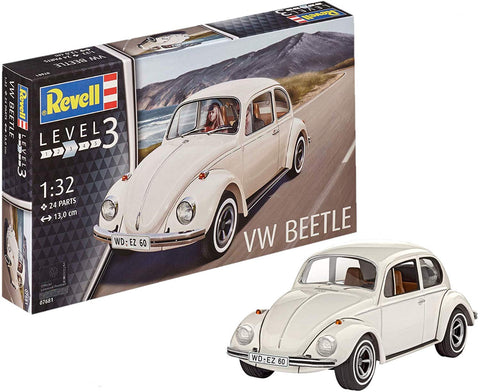 Revell Germany Vw Kafer 32 Car Model Kit