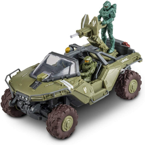 Revell Snaptite Build And Play Halo 5 Warthog Model Kit