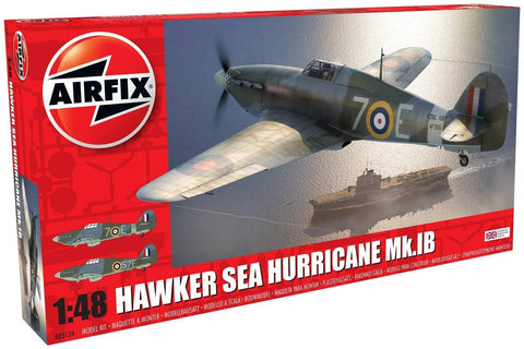 Airfix Hawker Sea Hurricane Mk.Ib 1:48, A05134