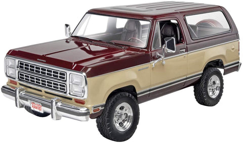 Revell '80 Dodge Ramcharger Plastic Model Kit