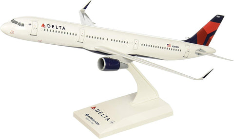 Skr878 Skymarks Delta A321 1:150 Model Airplane
