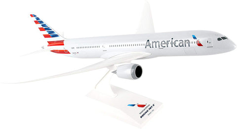 Daron Worldwide Trading Skymarks American 787-9 1/200 Airplane Model