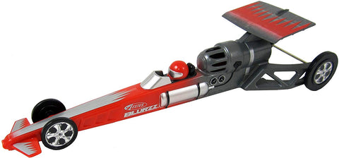 Estes Blurzz Rocket-Powered Dragster Menace Toy, Red