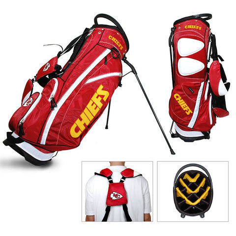 Nfl Fairway Stand Bag Nfl Team: Kansas City Chiefs
