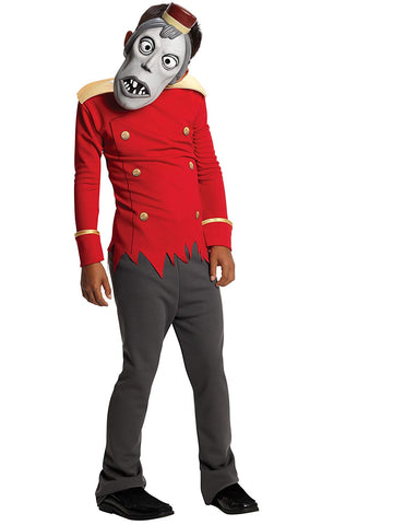 Hotel Transylvania Bell Hop Costume For Kids