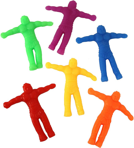 Party Hand Out Stretchy Toy Man Fun Party Favor (12)