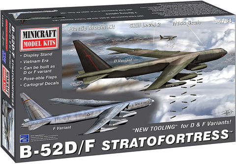 Minicraft B-52D/F Stratofortress