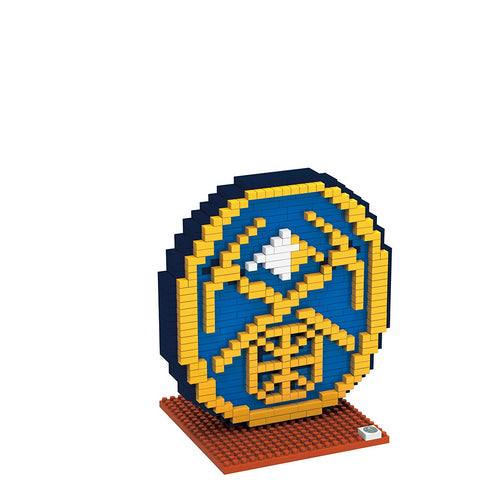 Denver Nuggets 3D Brxlz - Logo