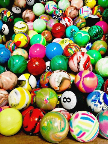 Premium Bouncy Balls 27 Mm (2000 Count)