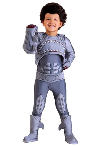 Sharkboy Toddler Costume 4T Gray