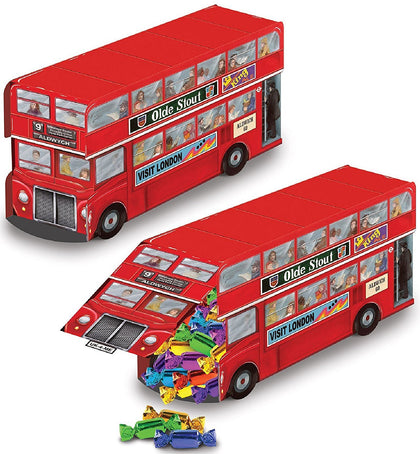 Beistle 54122 Double Decker Bus Centerpiece