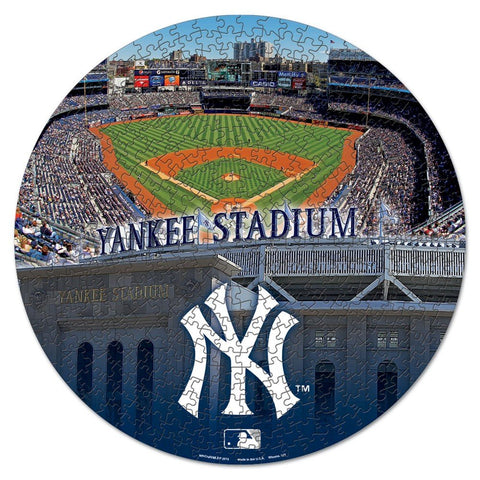 Wincraft Mlb New York Yankees Puzzle In Box (500 Piece)