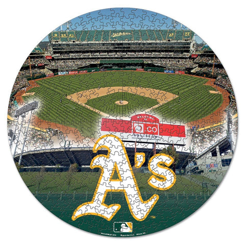 Wincraft Mlb Oakland A'S Puzzle In Box (500 Piece)