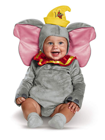 Disguise Deluxe Dumbo Costume For Infants