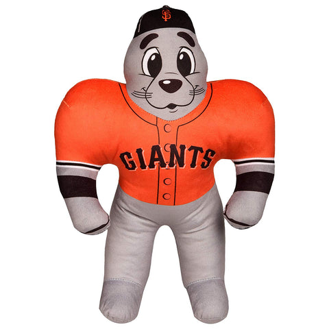 "San Francisco Giants 24"" Mascot Plush Studd"
