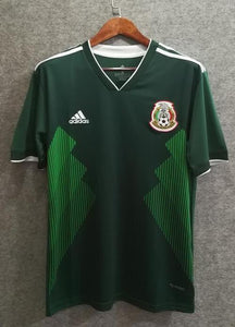 4c2b3e4a070 2018 Men Mexico Jersey Stadium Home Soccer Jersey World Cup Jersey Fanatics