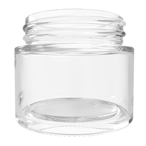 Straight Sided | 2 Ounce Glass Jar